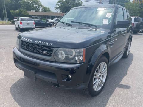 2011 Land Rover Range Rover Sport for sale at Diana Rico LLC in Dalton GA