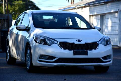 2015 Kia Forte for sale at Wheel Deal Auto Sales LLC in Norfolk VA