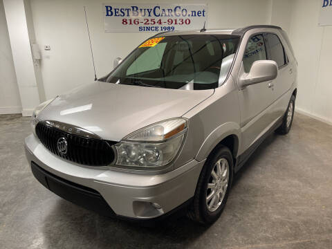 2006 Buick Rendezvous for sale at Best Buy Car Co in Independence MO