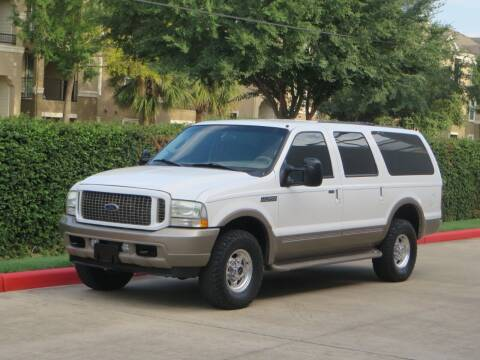 2003 Ford Excursion for sale at RBP Automotive Inc. in Houston TX