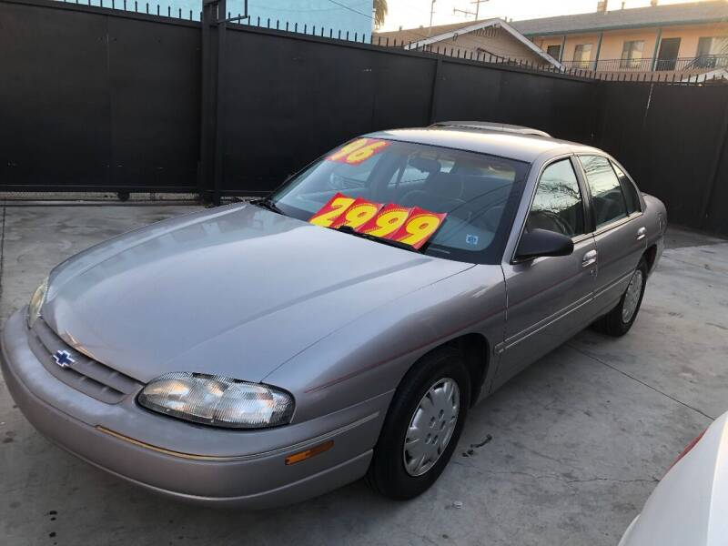 1996 Chevrolet Lumina for sale at The Lot Auto Sales in Long Beach CA
