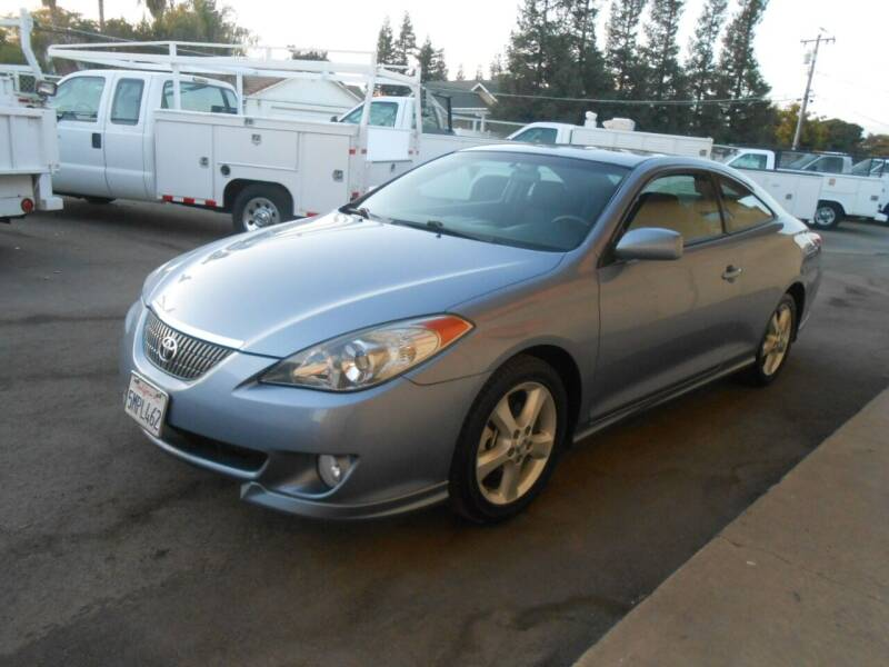 2005 Toyota Camry Solara for sale at Armstrong Truck Center in Oakdale CA