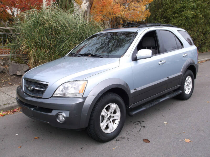 2004 Kia Sorento for sale at Eastside Motor Company in Kirkland WA