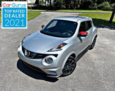 2015 Nissan JUKE for sale at Brothers Auto Sales of Conway in Conway SC