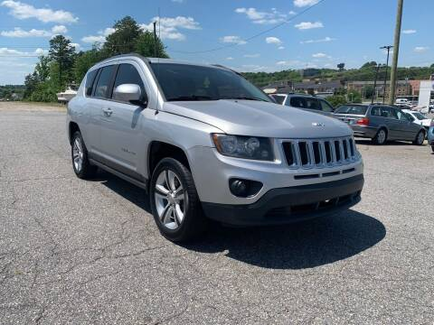2014 Jeep Compass for sale at Hillside Motors Inc. in Hickory NC