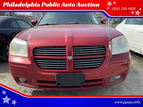 2005 Dodge Magnum for sale at Philadelphia Public Auto Auction in Philadelphia PA