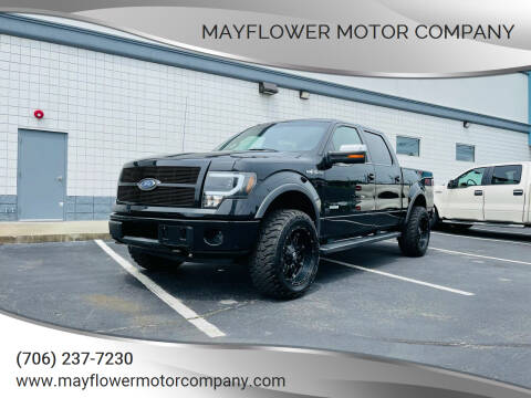 2013 Ford F-150 for sale at Mayflower Motor Company in Rome GA