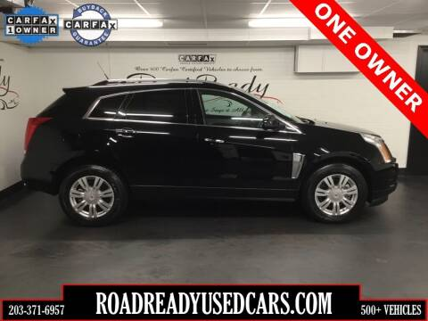 2014 Cadillac SRX for sale at Road Ready Used Cars in Ansonia CT