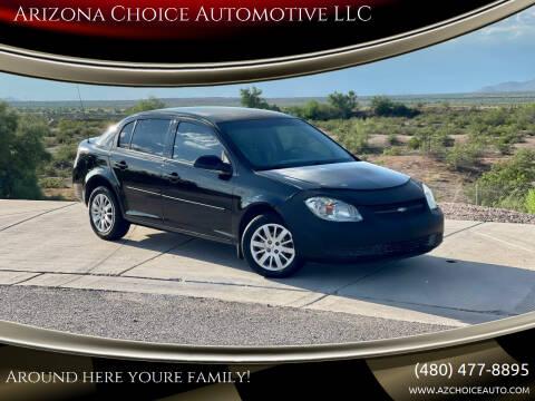 2010 Chevrolet Cobalt for sale at Arizona Choice Automotive LLC in Mesa AZ