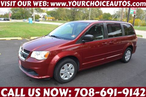 2011 Dodge Grand Caravan for sale at Your Choice Autos - Crestwood in Crestwood IL