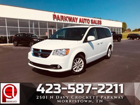 2018 Dodge Grand Caravan for sale at Parkway Auto Sales, Inc. in Morristown TN