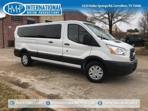 2019 Ford Transit Passenger for sale at International Motor Productions in Carrollton TX