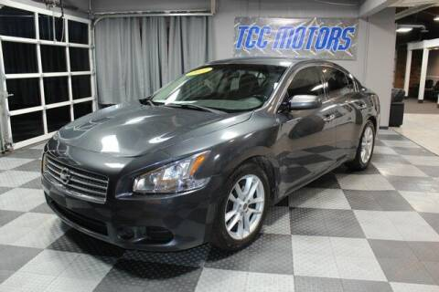 2011 Nissan Maxima for sale at TCC Motors in Farmington Hills MI