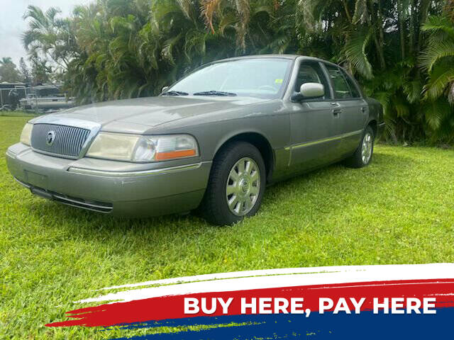 2004 Mercury Grand Marquis for sale at Mid City Motors Auto Sales - Mid City North in N Fort Myers FL