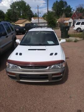 2001 Subaru Impreza for sale at PYRAMID MOTORS AUTO SALES in Florence CO