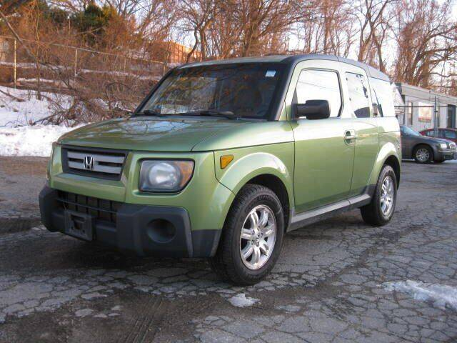 2007 Honda Element for sale at Jareks Auto Sales in Lowell MA