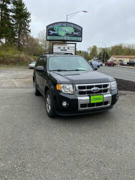 2012 Ford Escape for sale at Pikeside Automotive in Westfield MA