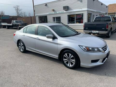 2013 Honda Accord for sale at Fairview Motors in West Allis WI