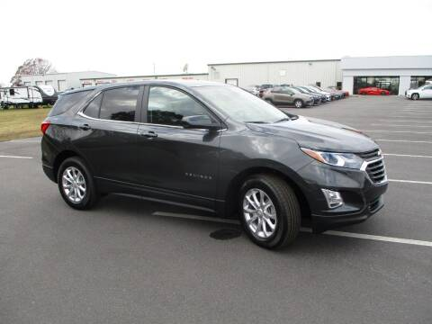 2021 Chevrolet Equinox for sale at Auto Gallery Chevrolet in Commerce GA