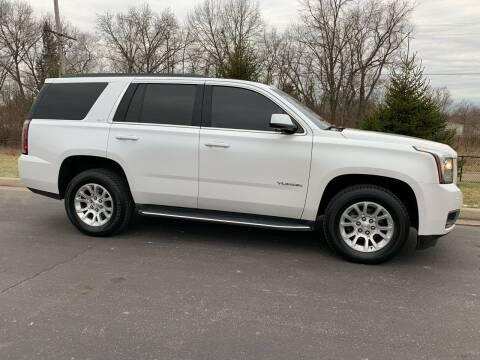 2016 GMC Yukon for sale at Encore Auto in Niles MI