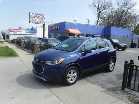 2017 Chevrolet Trax for sale at City Motors Auto Sale LLC in Redford MI