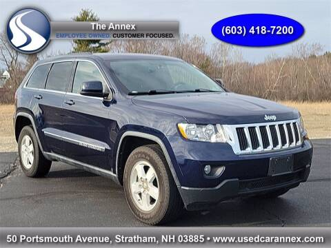 2012 Jeep Grand Cherokee for sale at The Annex in Stratham NH