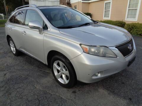 2010 Lexus RX 350 for sale at Liberty Motors in Chesapeake VA