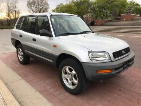 1997 Toyota RAV4 for sale at Third Avenue Motors Inc. in Carmel IN