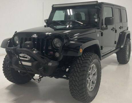 2016 Jeep Wrangler Unlimited for sale at Cars R Us in Indianapolis IN