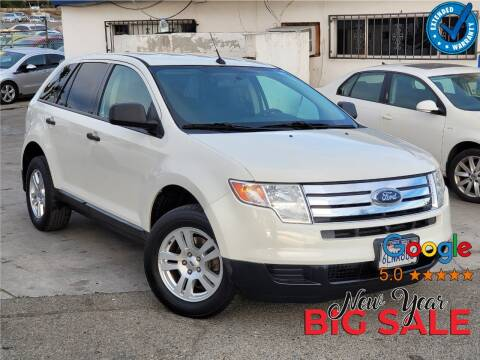 2010 Ford Edge for sale at Gold Coast Motors in Lemon Grove CA