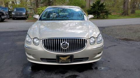 2008 Buick LaCrosse for sale at Billycars in Wilmington MA