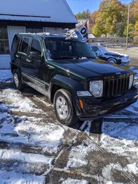 2012 Jeep Liberty for sale at WEB NIK Motors in Fitchburg MA