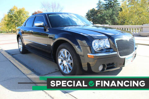 2009 Chrysler 300 for sale at K & L Auto Sales in Saint Paul MN