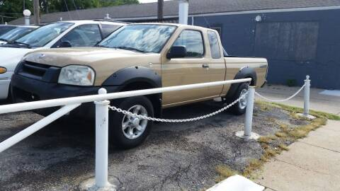 2001 Nissan Frontier for sale at Autos Inc in Topeka KS