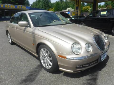 2002 Jaguar S-Type for sale at Brooks Motor Company, Inc in Milwaukie OR