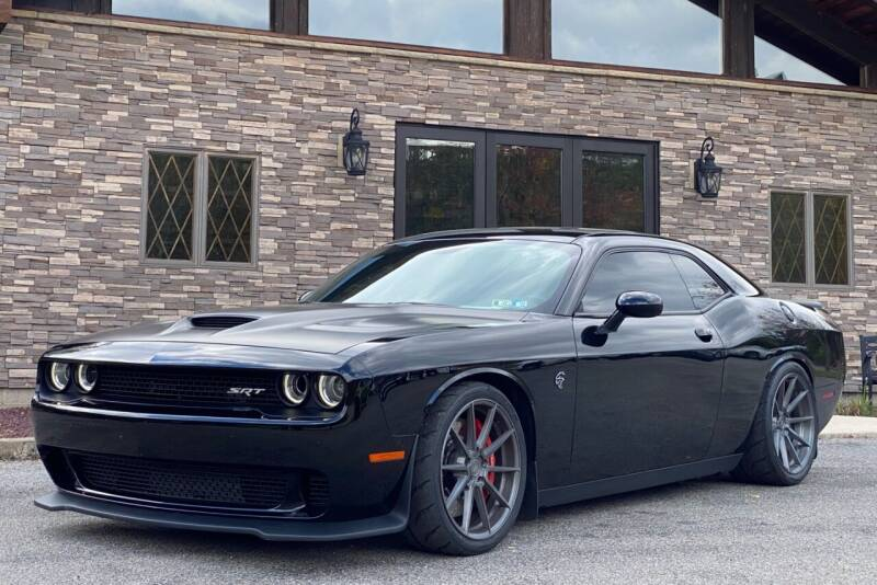 2016 Dodge Challenger for sale at Griffith Auto Sales in Home PA