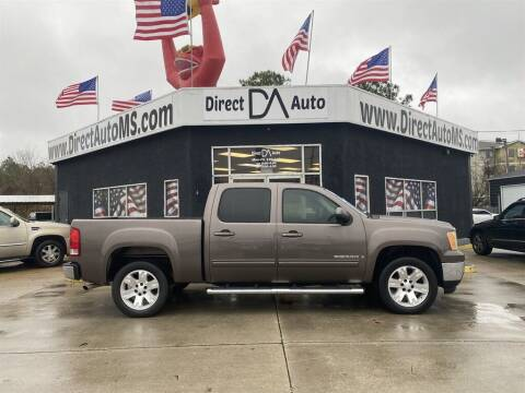 2008 GMC Sierra 1500 for sale at Direct Auto in D'Iberville MS
