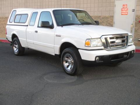 2006 Ford Ranger for sale at COPPER STATE MOTORSPORTS in Phoenix AZ