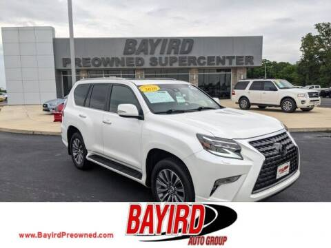 2020 Lexus GX 460 for sale at Bayird Truck Center in Paragould AR