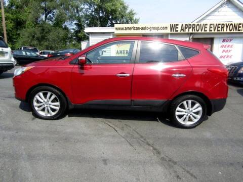 2013 Hyundai Tucson for sale at American Auto Group Now in Maple Shade NJ