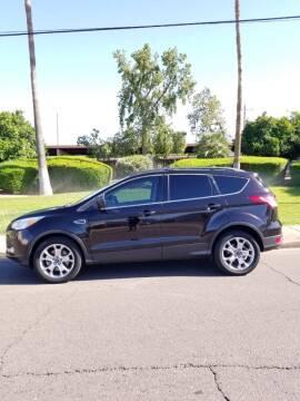 2013 Ford Escape for sale at Premier Motors AZ in Phoenix AZ