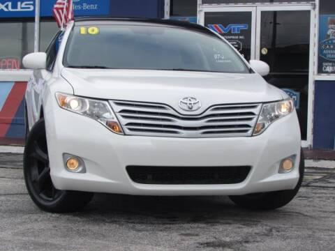 2009 Toyota Venza for sale at VIP AUTO ENTERPRISE INC. in Orlando FL