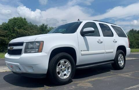 2008 Chevrolet Tahoe for sale at Crawley Motor Co in Parsons TN