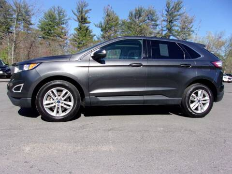 2015 Ford Edge for sale at Mark's Discount Truck & Auto Sales in Londonderry NH