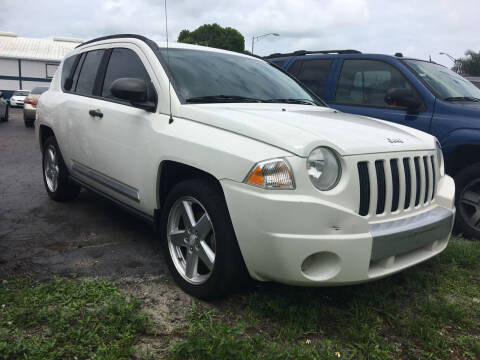 2008 Jeep Compass for sale at CAR-RIGHT AUTO SALES INC in Naples FL