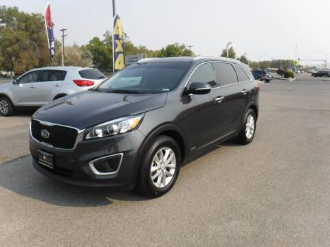 2018 Kia Sorento for sale at Budget Auto Sales in Carson City NV