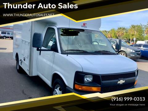 2007 Chevrolet Express Cutaway for sale at Thunder Auto Sales in Sacramento CA