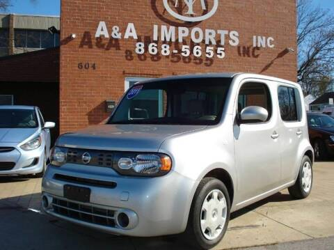 2011 Nissan cube for sale at A & A IMPORTS OF TN in Madison TN