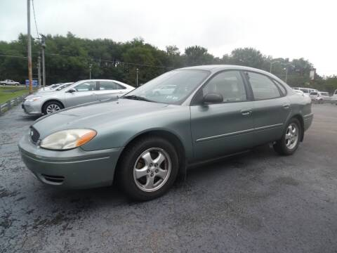 2007 Ford Taurus for sale at GEORGE'S TRADING POST in Scottdale PA