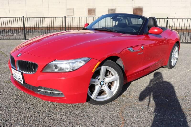 2015 BMW Z4 for sale at California Auto Sales in Auburn CA